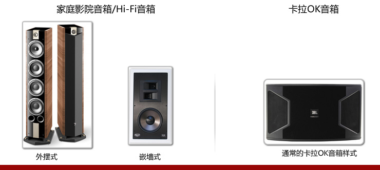 kalaokspeaker VS home